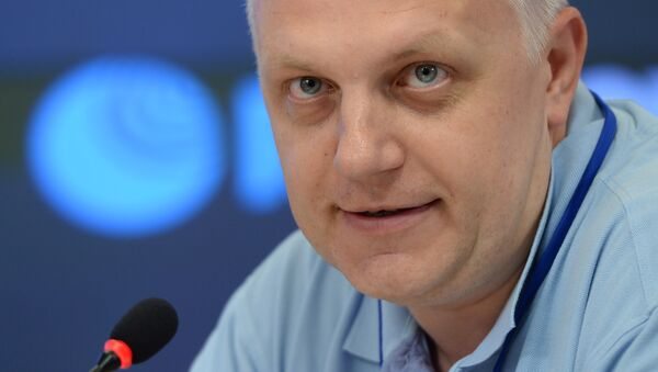 Jurnalist Pavel Sheremet - Sputnik Oʻzbekiston