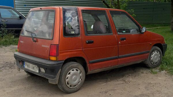 Avtomobil Deu Tiko - Sputnik Oʻzbekiston