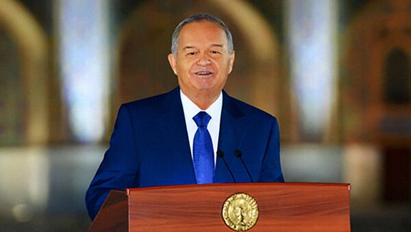 Приветственное слово президента Ислама Каримова - Sputnik Ўзбекистон