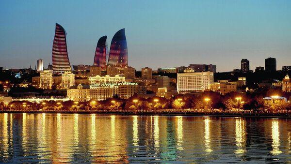 Baku. - Sputnik Oʻzbekiston