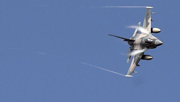Истребитель F-16 - Sputnik Узбекистан