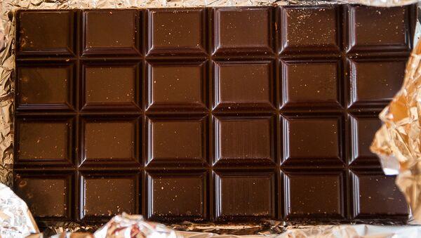 Шоколадная плитка - Sputnik Узбекистан