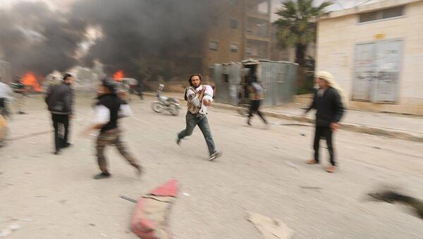 Фотожурналист Аммар Абдулла (Сирия).  Бегущие от смерти - Sputnik Ўзбекистон