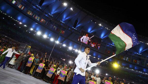 Открытие Олимпиады в Рио - Sputnik Узбекистан