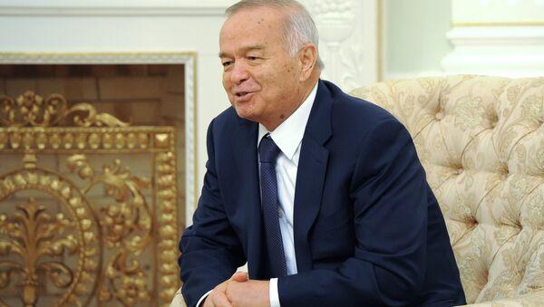 Oʻzbekistana prezidenti Islom Karimov - Sputnik Oʻzbekiston