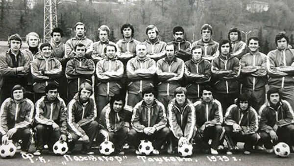 Футбольный клуб ПАХТАКОР - Sputnik Узбекистан