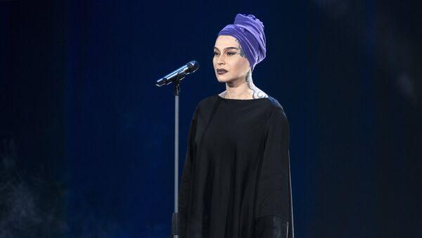 Певица Наргиз Закирова - Sputnik Узбекистан