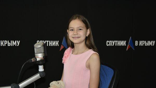 Призер Детской Новой волны Маша Мирова - Sputnik Узбекистан