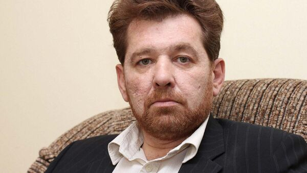 Руководитель отдела Средней Азии Института стран СНГ Андрей Грозин - Sputnik Узбекистан