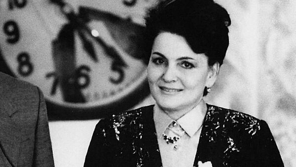 Diktor Galina Melnikova - Sputnik Oʻzbekiston