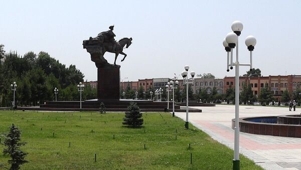 Andijon - Sputnik Oʻzbekiston