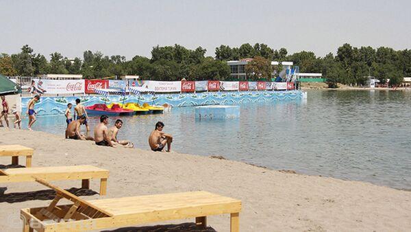 Дирекция «Бахта» опровергла информацию о закрытии озера - Sputnik Узбекистан