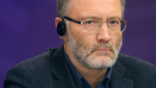 Политолог Сергей Михеев - Sputnik Узбекистан