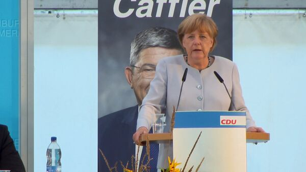Меркель заявила, что стремится вернуться к досанкционным отношениям с РФ - Sputnik Узбекистан