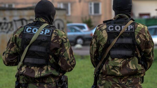 Операция по задержанию кавказских боевиков в Санкт-Петербурге - Sputnik Ўзбекистон