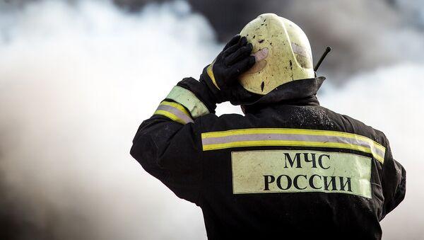 Rossiya FVV qutqaruvchisi - Sputnik Oʻzbekiston