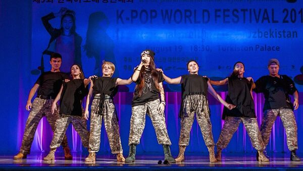 Фестиваль корейской песни: названы лучшие исполнители - Sputnik Узбекистан