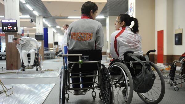 Российские паралимпийцы. Архивное фото - Sputnik Ўзбекистон