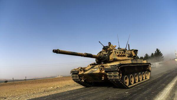 Турецкая бронетехника - Sputnik Узбекистан