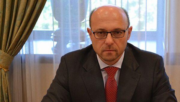 Посол Чешской Республики ГинекПэйху - Sputnik Узбекистан
