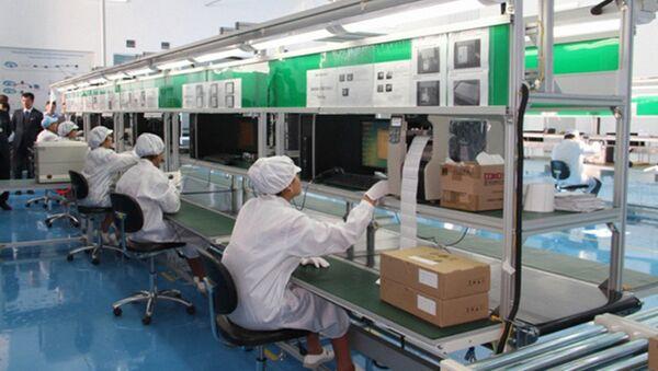 Jizzax maxsus industrial zonasi, Oʻzbekiston - Sputnik Oʻzbekiston