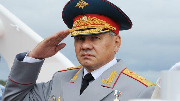 Rossiya Mudofaa vaziri Sergey Shoygu - Sputnik Oʻzbekiston