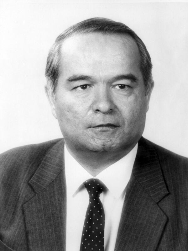 Oʻzbekiston SSR prezidenti Islom Karimov - Sputnik Oʻzbekiston