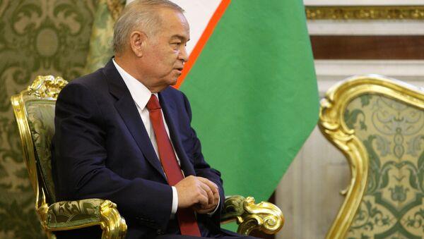 Ўзбекистоннинг биринчи  Президенти Ислом Каримов - Sputnik Ўзбекистон