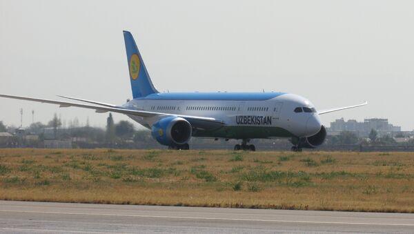 Boeing 787 Dreamliner - Sputnik Ўзбекистон