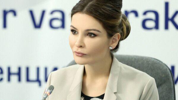 Lola Islamovna Karimova-Tillyayeva - Sputnik Oʻzbekiston