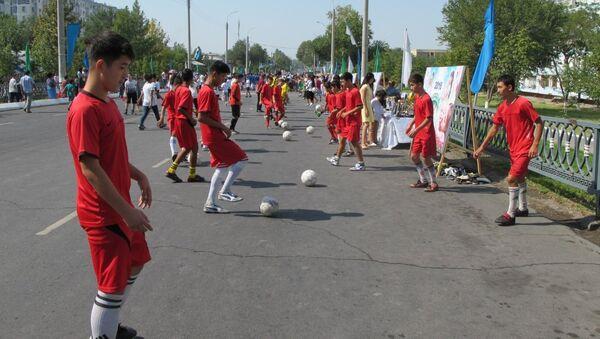 В Ташкенте начались праздничные гулянья в честь Дня независимости - Sputnik Ўзбекистон