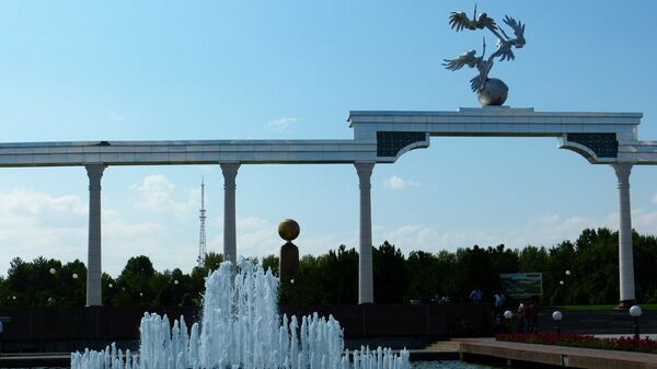 Площадь независимости в Ташкенте - Sputnik Ўзбекистон