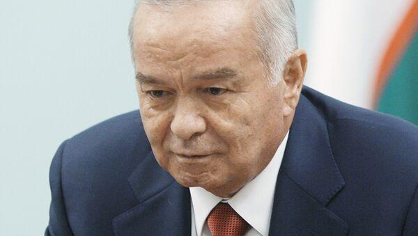 Ислом Абдуғаниеви Каримов - Sputnik Ўзбекистон