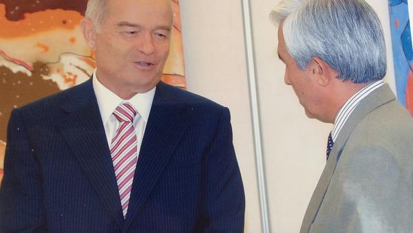 Турсунали Кузиев: Ислам Каримов был политиком двух эпох - Sputnik Узбекистан