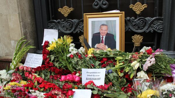 Moskvadagi Oʻzbekiston elchixonasi. 3 sentyabr - Sputnik Oʻzbekiston