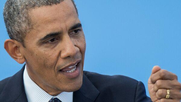 Барак Обама - Sputnik Ўзбекистон