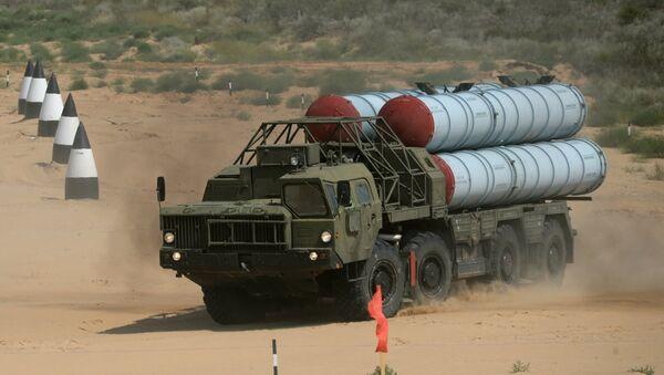 Zenitnыy raketnыy kompleks S-300PS. Arxivnoye foto - Sputnik Oʻzbekiston