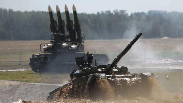 Panzer T-90 - Sputnik Ўзбекистон