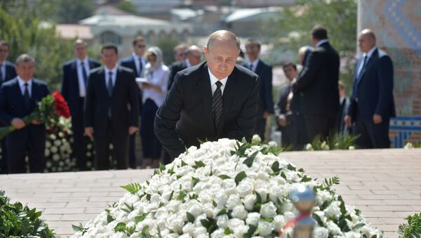 Rossiya prezidentining Oʻzbekistonga tashrifi - Sputnik Oʻzbekiston