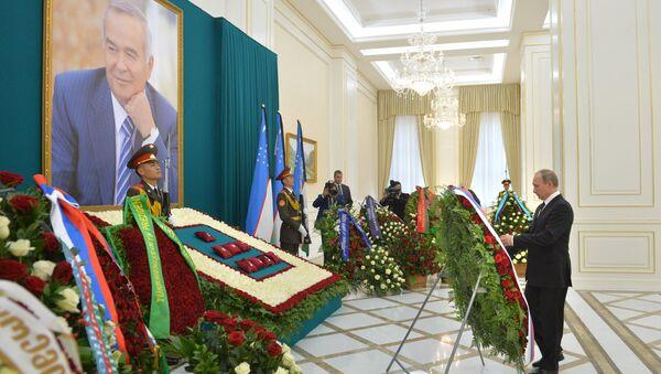 Rossiya prezidenti Vladimir Putinning Oʻzbekistonga tashrifi - Sputnik Oʻzbekiston