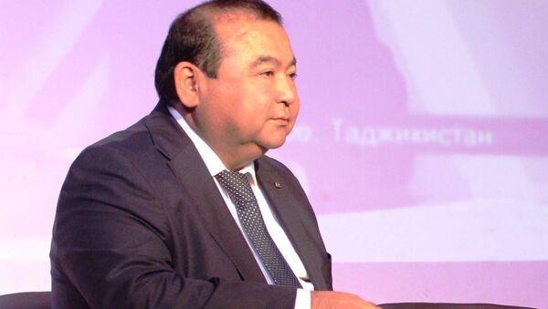Ibragim Xudayberdiyev. - Sputnik Oʻzbekiston
