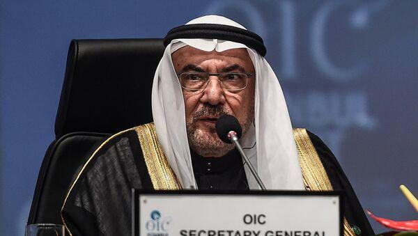 Iyad bin Amin Madani - Sputnik Oʻzbekiston