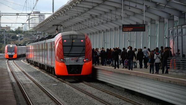 МЦКнинг ишга туширилиши - Sputnik Ўзбекистон