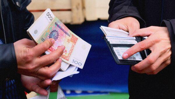Узбекские денежные знаки - сум - Sputnik Узбекистан