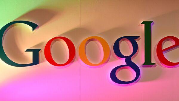 Логотип Google - Sputnik Ўзбекистон