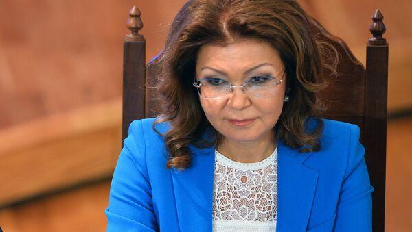 Назарбаева Дарига. Депутат сената парламента Республики Казахстан - Sputnik Узбекистан