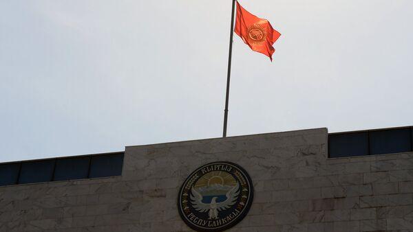 Flag Kirgizii Flag Kirgizii - Sputnik Oʻzbekiston