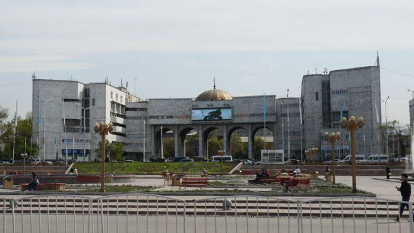 Bishkek - Sputnik Oʻzbekiston