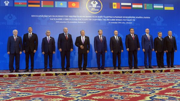 MDH rahbarlari 25 sammiti - Sputnik Oʻzbekiston