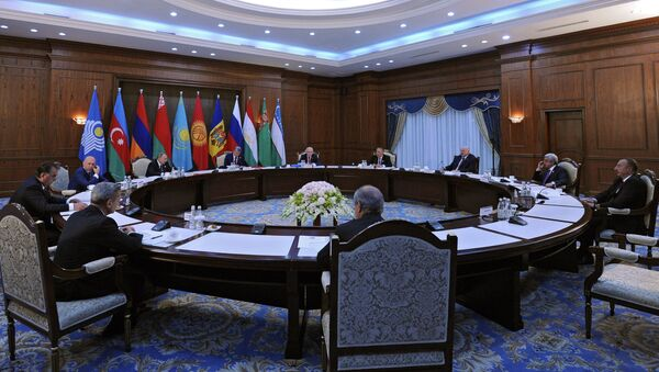 MDH rahbarlari sammiti - Sputnik Oʻzbekiston
